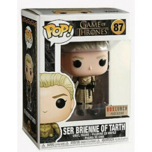Game of Thrones: Ser Brienne of Tarth Box Lunch Exclusive Funko Pop!