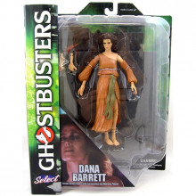 Ghostbusters DANA BARRETT Select Diamond 2016 Action Figure