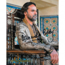 Autografo Alexander Siddig Game of Thrones Foto 20x25