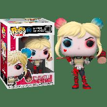 Funko Pop! Harley Quinn DC Super Heroes #301