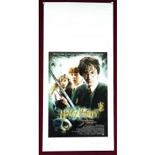 Locandina Harry Potter la camera dei segreti 33x70