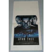 Locandina Star Trek Il Futuro Inizio 33x70