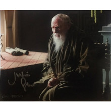 Autografo Julian Glover Game of Thrones 2 Foto 20x30