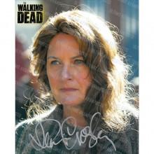 Autografo Denise Crosby The Walking Dead Foto 20x25