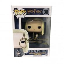Funko Pop! Harry Potter Lucius Malfoy Autografo -Jason Jsaacs