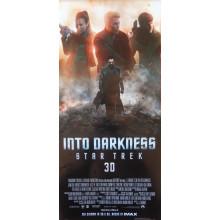 Locandina Star Trek into Darkness 33x70