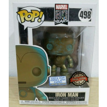 Funko POP! Marvel 80th Anniversary - Iron Man - Lucca Exclusive