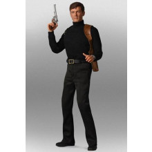 James Bond Live and Let Die Collector Figure Series Action Figure 1/6 James Bond Roger Moore 30 cm