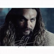 Autografo Jason Momoa - Aquaman 2 Foto 20x25:
