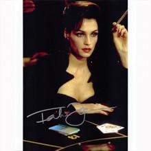 Autografo Famke Janssen - James Bond Foto 20x25