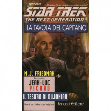 "Star Trek Ciclo ""La tavola del Capitano"" – Il tesoro di Dujonian"" – 110"