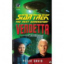 Star Trek The next Generation N°2 Vendetta