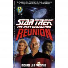 Star Trek The Next Generation N°4 Reunion
