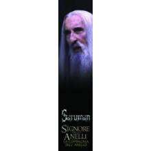 Segnalibro Saruman – Il Signore degli Anelli: La Compagnia dell'Anello