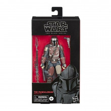 Star Wars The Mandalorian Black Series figurine The Mandalorian 15 cm