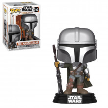 Funko Pop! STAR WARS: THE MANDALORIAN #345