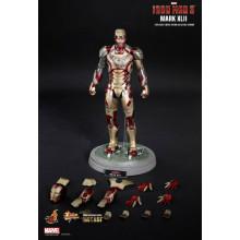 Hot Toys - Iron Man 3 - Mark XLII - MMS197D02 - Diecast - Display Item