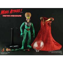 Hot Toys 1/6 Mars Attack Martian Ambassador mms108
