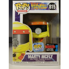 FUNKO POP! MARTY MCFLY N° 815 EXCLUSIVE NYCC 2019 BACK TO THE FUTURE