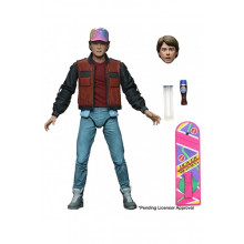 Marty McFly! Back to the future II Action figure: