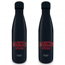 Bottiglia Stranger Things (bloccato nel sottosopra)