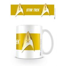 Tazza Star Trek (Command Gold)