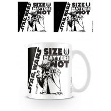 Tazza Star Wars (le dimensioni non contano)