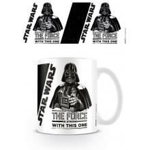 Tazza Star Wars (La forza è forte)