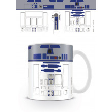 Tazza Star Wars (R2-D2)