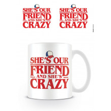 Tazza Stranger Things (Shes Our Friend)