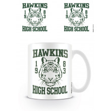Tazza Stranger Things (Hawkins High School)