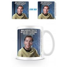 Tazza Star Trek (Kirk Laughing)