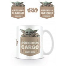 Tazza Star Wars The Mandalorian Baby Yoda (Precious Cargo)