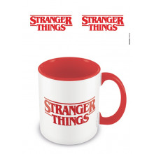 Tazza Stranger Things (Logo) 2  Rosso