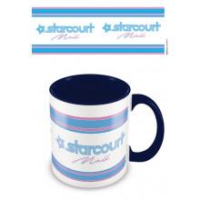 Tazza Stranger Things (Starcourt) Blu