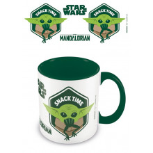 Tazza Star Wars The Mandalorian Baby Yoda (Snack Time)