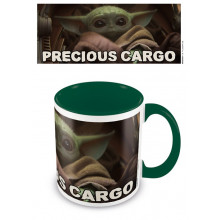 Tazza Star Wars: The Mandalorian (Precious Cargo) Green