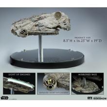Star Wars Millennium Falcon Replica in scala di EFX