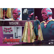 HOT TOYS MMS 296 AVENGERS: AGE OF ULTRON – VISIONE