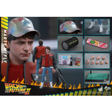 Hot Toys MMS 379 Back to the Future 2 – Marty McFly