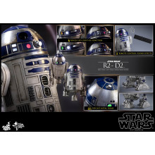 Hot Toys MMS 408 Star Wars : The Force Awakens – R2-D2