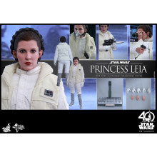 Hot Toys MMS 423 Star Wars V : TESB – Princess Leia