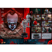Hot Toys MMS 555 It : Chapter 2 – Pennywise