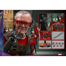Hot Toys MMS 570 Thor : Ragnarok – Stan Lee