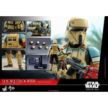 PREORDINE HOT TOYS MMS 592 STAR WARS: ROGUE ONE - SHORETROOPER SQUAD LEADER