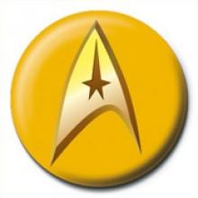 Spilla Star Trek (Insignia - Gold)