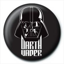 Spilla Star Wars (Darth Vader Black)