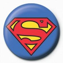 Spilla Superman (Logo)