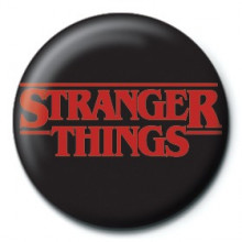 Spilla Stranger Things (Logo)