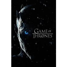 Poster Game of Thrones (Season 7 Night King)